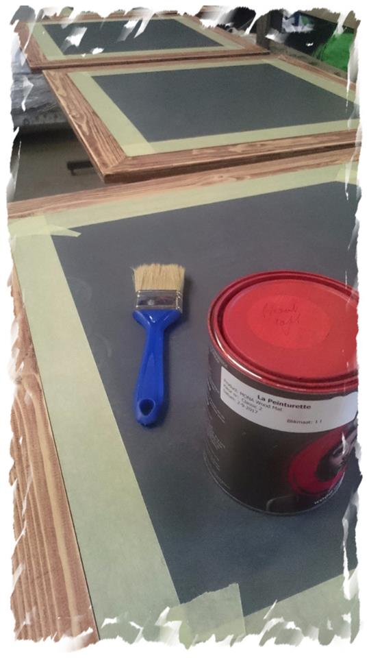 le peinturette wetteren wijnbar