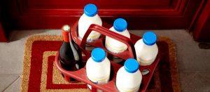 wijn melkflessen