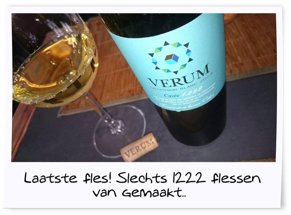 verum 1222 zeldzame wijn in wijnbar wetteren