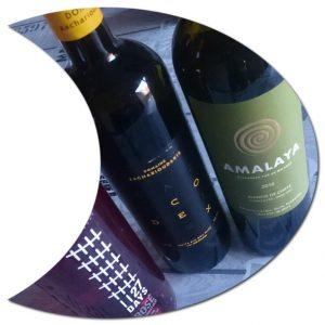 nieuwe griekse wijnen in de wijnbar